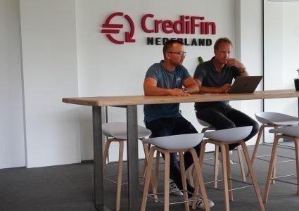 Kantoor Credifin Nederland 2020